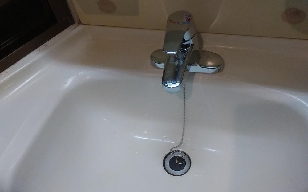 水栓交換工事