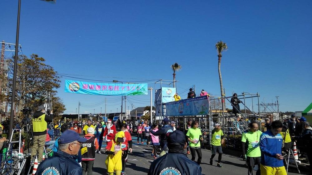 2019藤沢市民マラソン