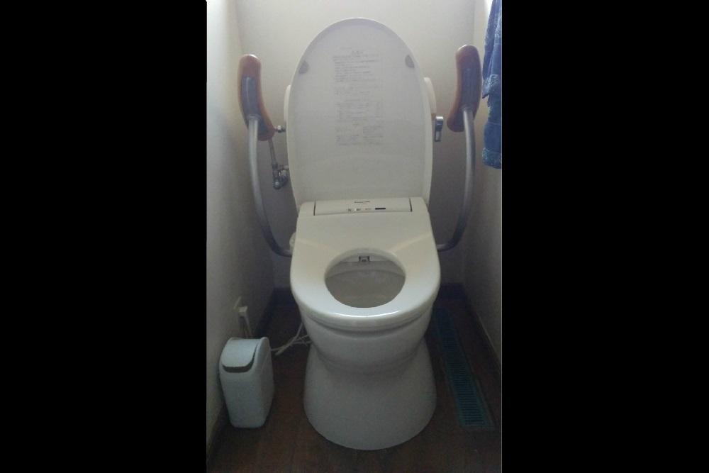 トイレ既存